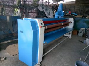 เครื่องรีดผ้าอุตสาหกรรม
